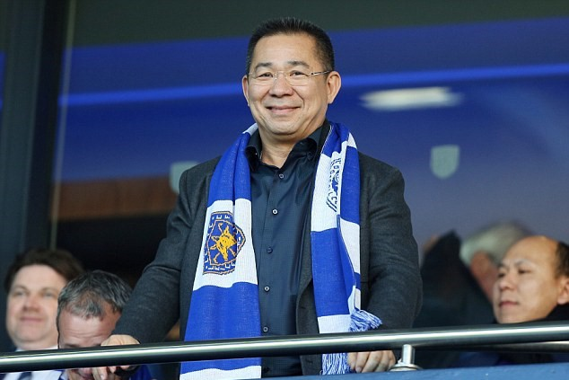 Thai Duty-free king Leicester owner