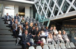 What's New for FIBA: Students Visit Geneva Office