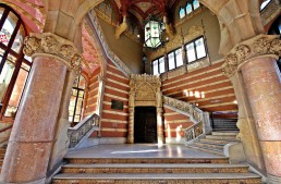 Event Management Students Tour Sant Pau Hospital and Host a Special Guest Speaker