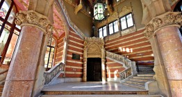 Event Management Students Tour Sant Pau Hospital and Host a Special Guest Speaker