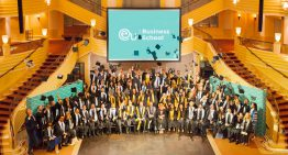 EU Munich Commencement 2016