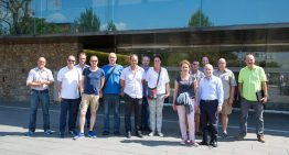 Romandie Formation Micro MBA Students Visit EU Barcelona