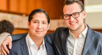 EU Alumni Movers, Makers & Shakers: Rodrigo Crespo