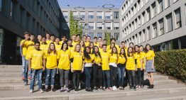 EU Students are Welcomed to Campus During Orientation Week