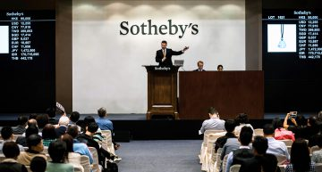 What's it Like to Work at Sotheby's? Giorgia Parodi Brown Tells All