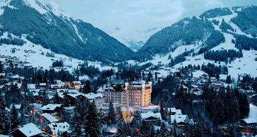 EU to Partner & Organize Rendez-Vous de Gstaad Event with World Leaders and Thinkers