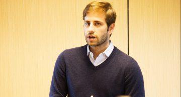 EU Alumni Movers, Makers & Shakers: Ricardo Gómez