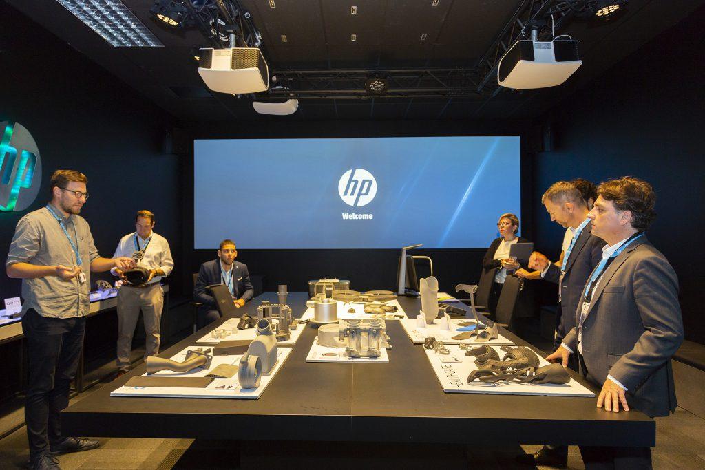company visit HP