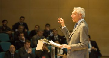 Chairman Emeritus of Nestlé Peter Brabeck-Letmathe to speak for EU students and guests in Munich