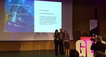 The EU Alumni Hub Honored by Graduway