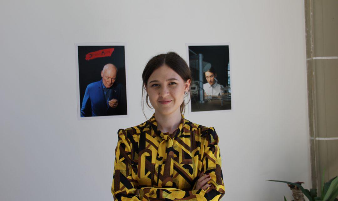 Faces of Swiss Luxury: Margaryta Pugach