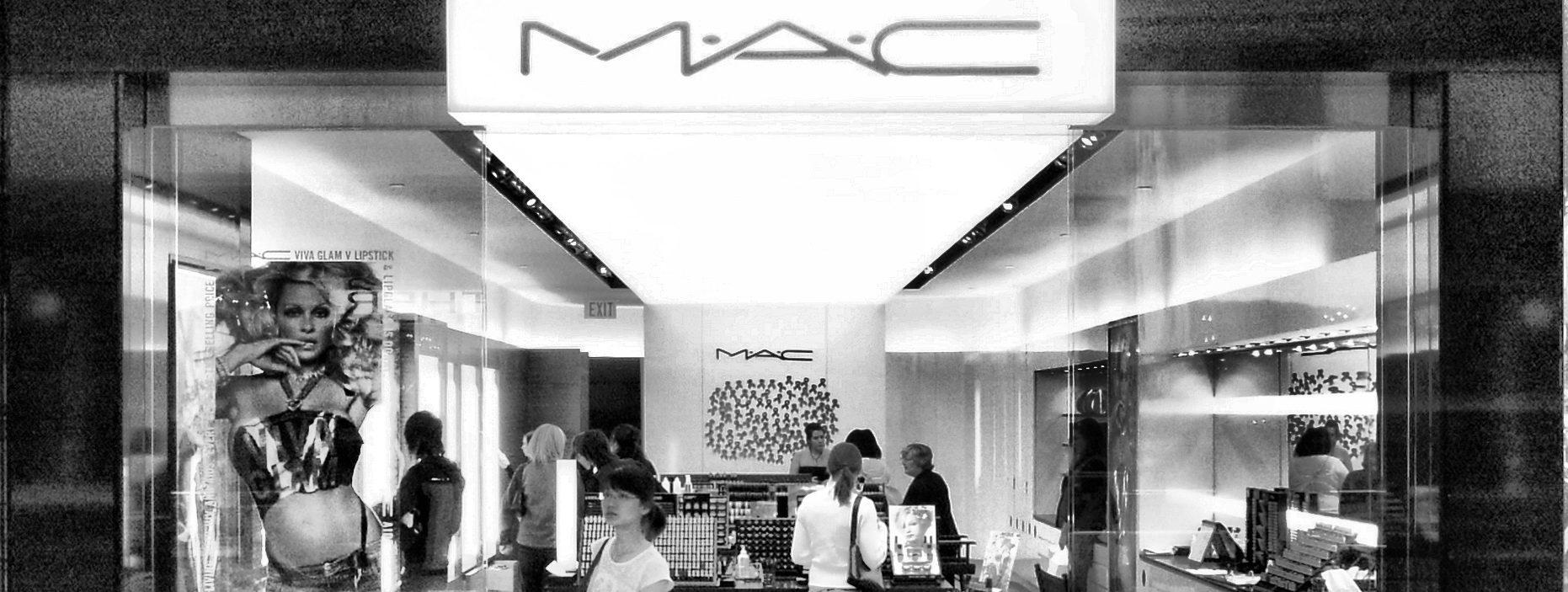 working at mac cosmetics