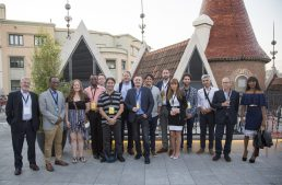 EU Business School's Online MBA: Barcelona On-Campus Week 2017
