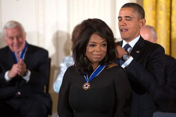 oprah winfrey award