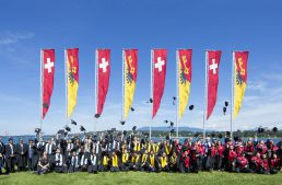 EU Switzerland Commencement 2017