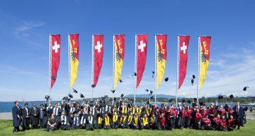 EU Switzerland Commencement 2017
