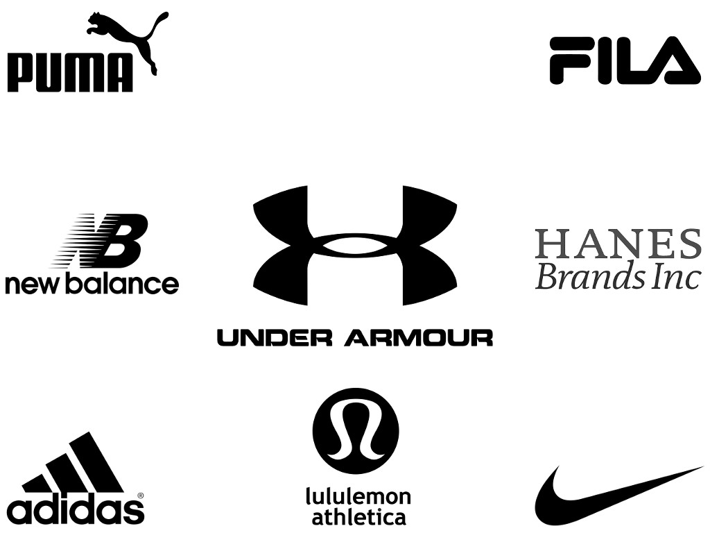 Under Armour competitors