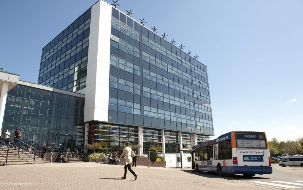Gold Award for EU Partner, University of Derby