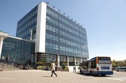 Gold Award for EU Partner, University of Derby