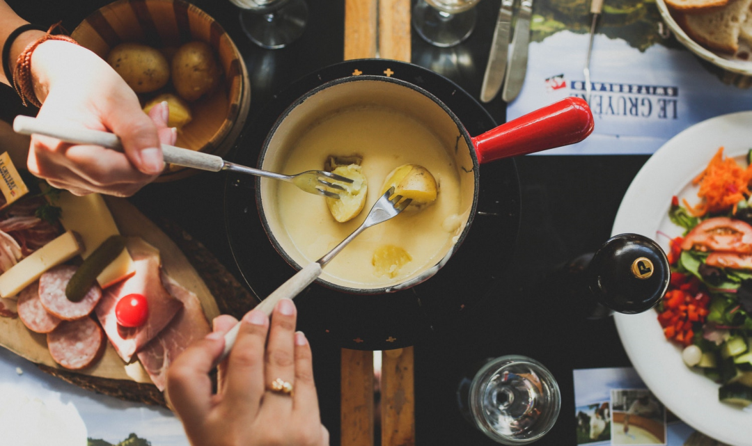 The Best Spots for Fondue in Geneva